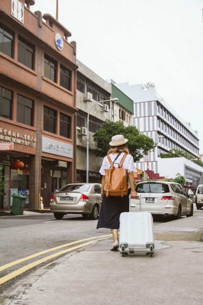 Rolling Luggage : Family Luggage