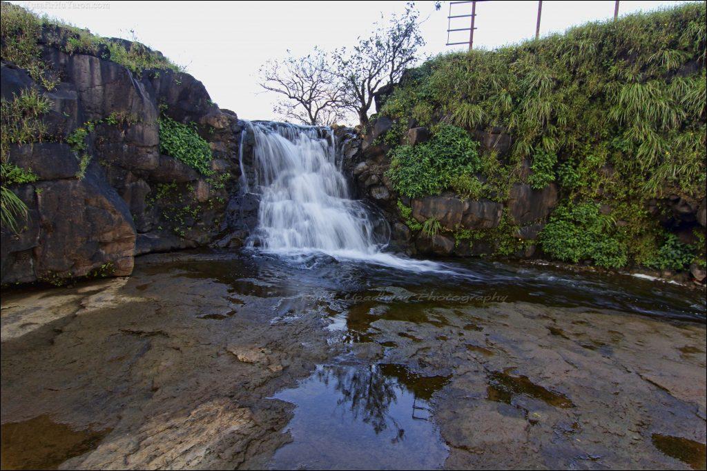 Waterfall at Sandhan Valley