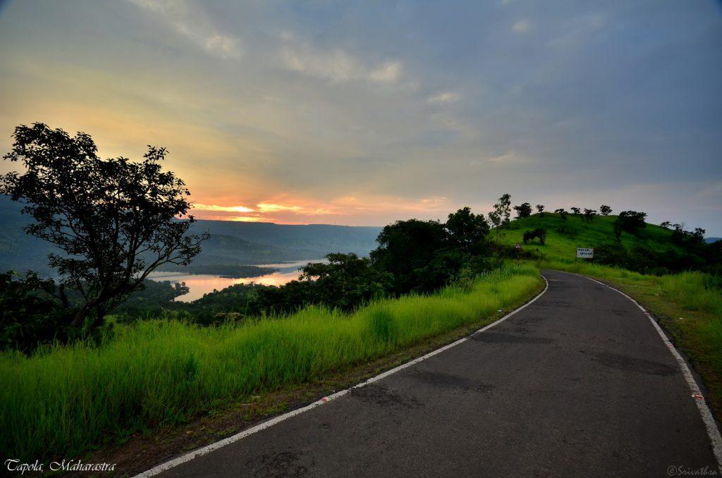 Scenic Road to Tapola